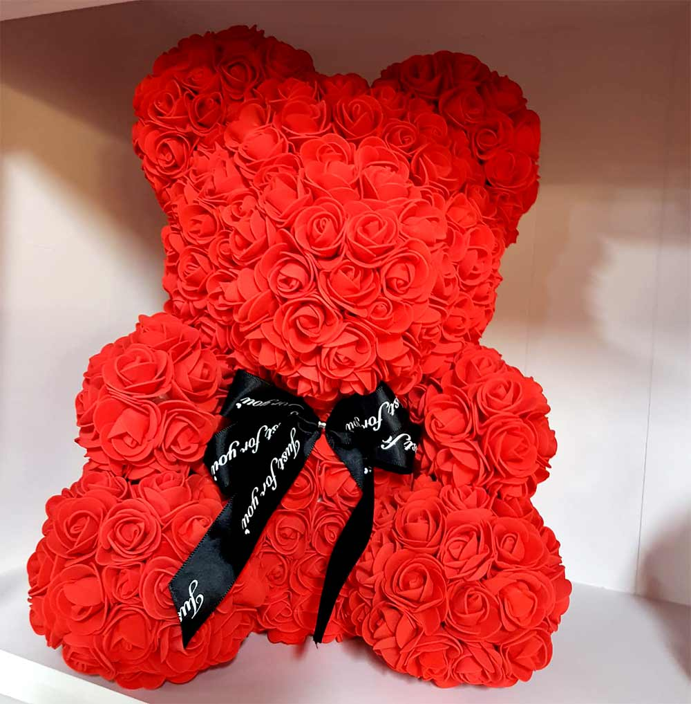 San Valentino Orsetto Rose